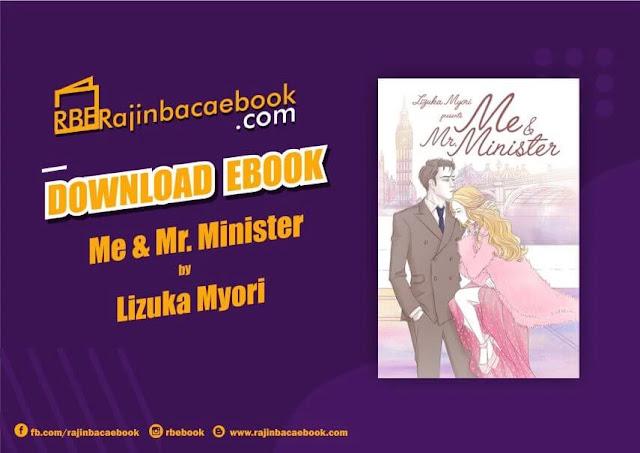 Download Novel Me & Mr. Minister by Lizuka Myori Pdf