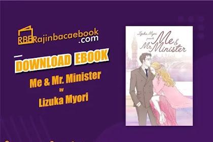 Download Novel Me & Mr. Minister by Lizuka Myori Pdf