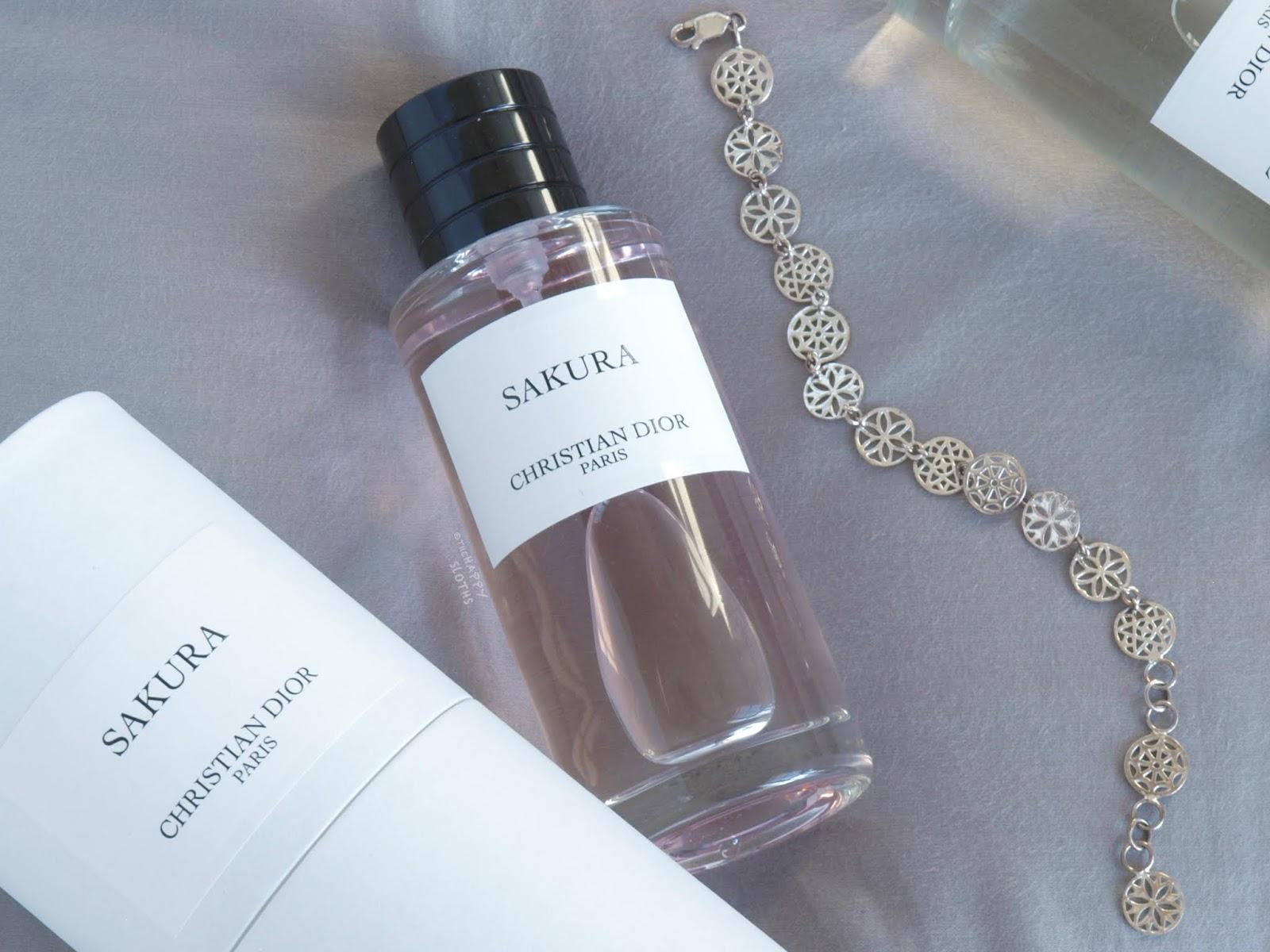 Dior | Maison Christian Dior Sakura Eau de Parfum: Review