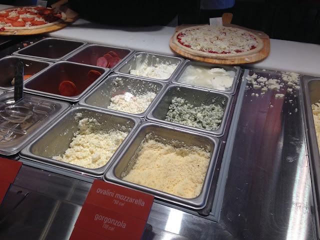 Desperately Seeking Gina and Blaze Pizza