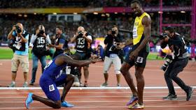 Coe, IAAF behaviour inhumane – Gatlin's agent
