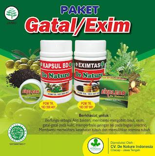 Obat eksim herbal denature yang terbukti paling manjur