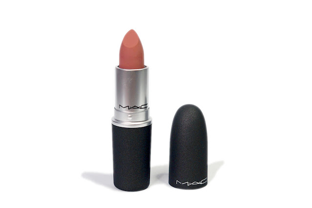 MAC Powder Kiss Lipstick in Mull It Over
