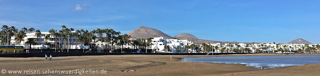 Playa de los Pocillos Puerto del Carmen