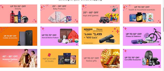 Citi Cashback Offer 10% Additional Cashback offers at  Amazon