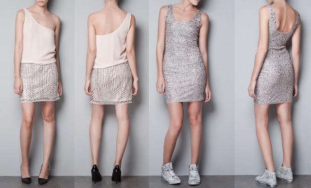 vestidos para adolescentes zara