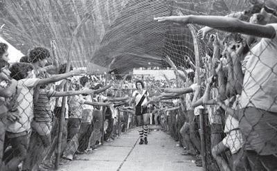 Números comprovam que Roberto Dinamite é o maior jogador do futebol carioca