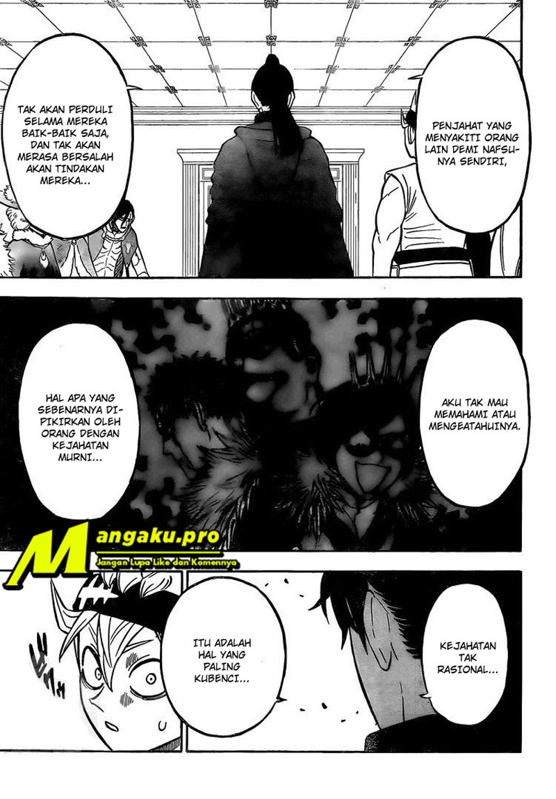 Black Clover Chapter 263
