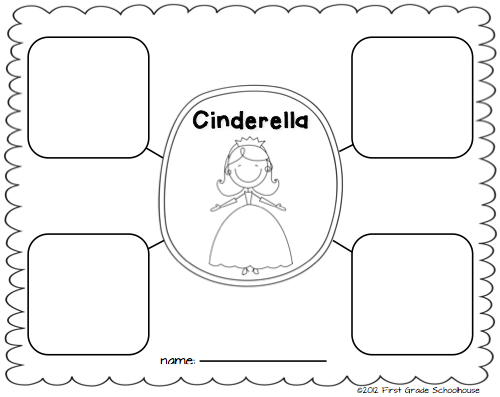 Classroom Freebies Too: Cinderella Literacy Activities