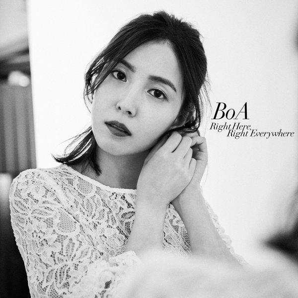 Download Lagu BoA Terbaru