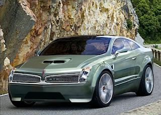 2020 Pontiac GTO «GTO Goat» La révision du concept de juge
