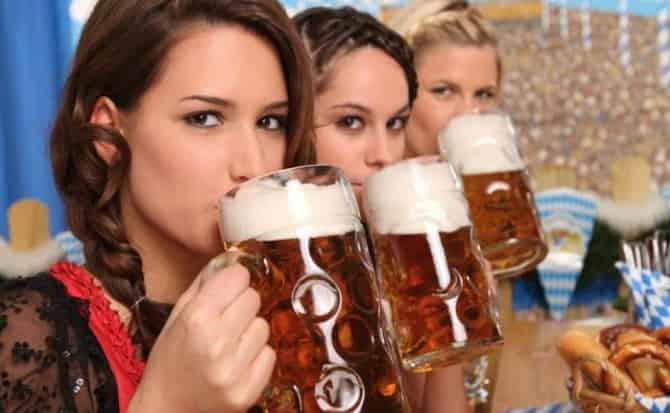 Bebidas, Germany, Alemania