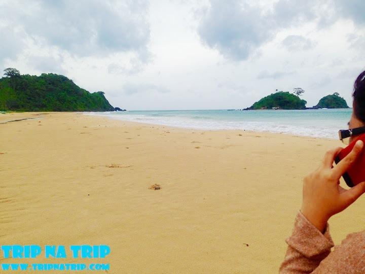 Simply Majestic Golden White Sand - Twin Beach Nacpan El Nido Palawan