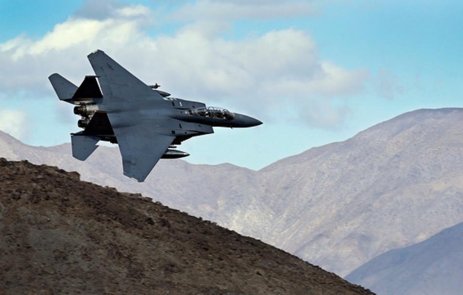 cazabombarderos-estadounidenses-F-15E