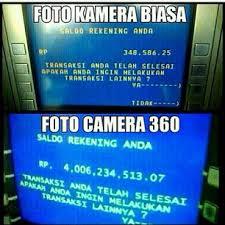 Meme Lucu Camera 360
