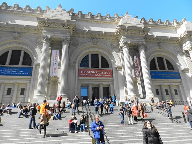 [Viajando na História] O mês de Fevereiro na História - Inauguração do Metropolitan Museum (MET) em Nova York
