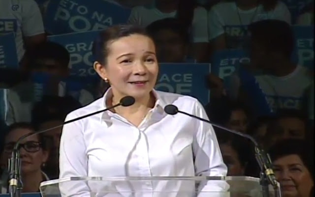 Grace Poe to run as President in 2016 elections