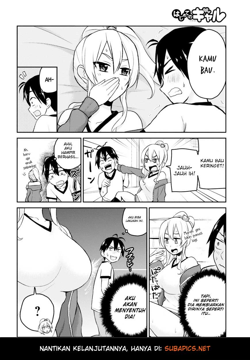 Baca Manga Hajimete No Gal Chapter 11 Bahasa Indonesia