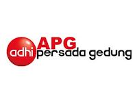 Adhi Persada Gedung - Penerimaan Untuk Posisi Project Accountant | BIM Modeler ME November 2019