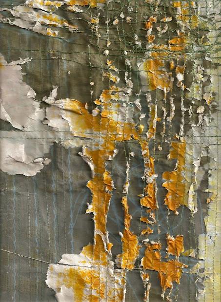 Artist Textile Fiber Art