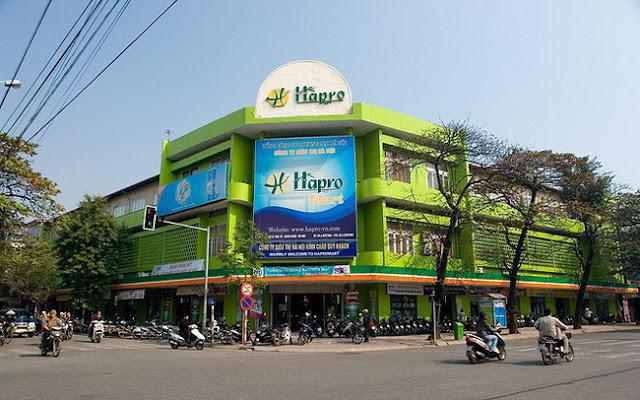 Đấu giá cổ phần Hapro