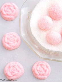 Baking Day: Cotton Candy Mints