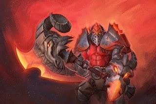 Axe - The Ram's Head Armaments