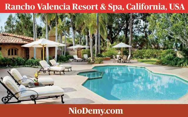 Rancho Valencia Resort & Spa, California, USA