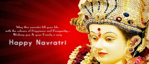 Navratri Greetings SMS In English, Navratri Wishes - Navaratri Best Wishes - Festival album, Navratri Wishes Messages and Navratri SMS Quotes - festivalalbum.com