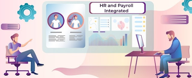 integrated hr payroll software human resources saas program