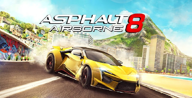 Download Asphalt 8 Airborne Apk Mod Game
