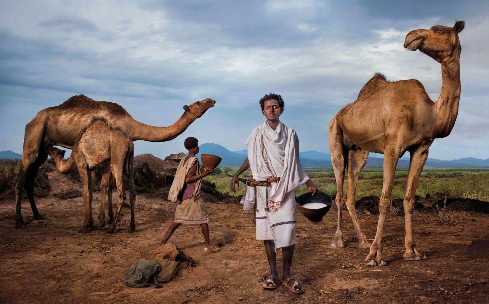 Calendario Lavazza 2015, Steve McCurry