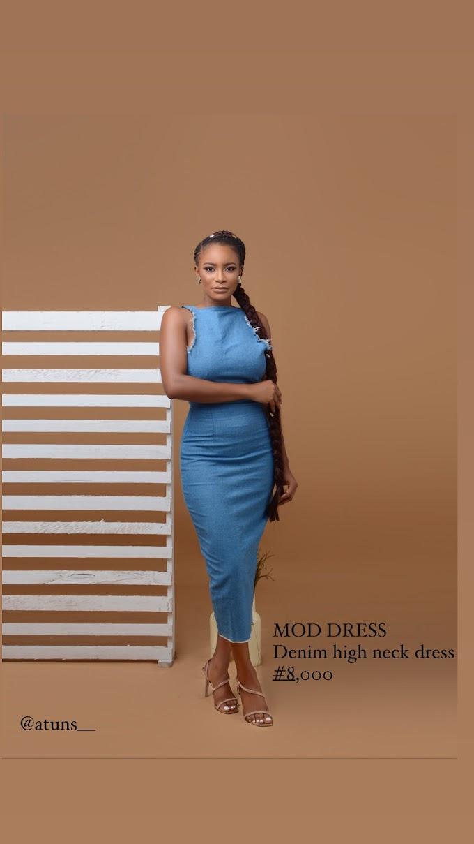 #TSHEmpoweredWomanChallenge - Featuring Atuns Fashion House (@atuns__)