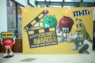 M&M® Screen Bite Awards - Take Your Screen Moments to the Next Level!
