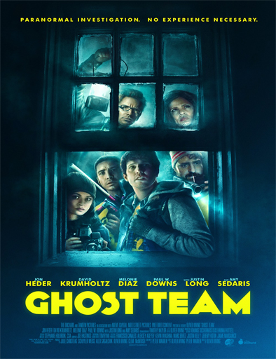 Ver Ghost Team (2016) Online