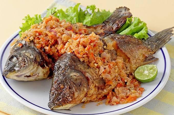 resep  membuat masakan kalio ikan mas  enak resep masakan nusantara Resepi Ikan Masak Jintan Enak dan Mudah