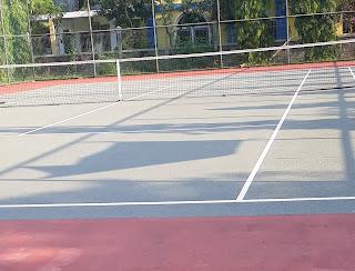 Jasa Renovasi Lapangan Tenis Dari Tenaga Ahli