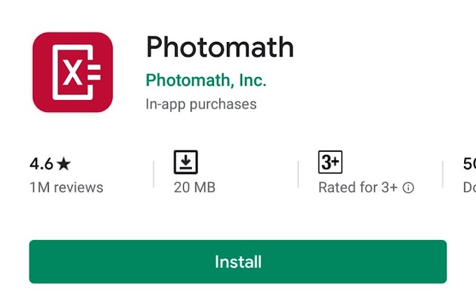 Photomath App: Solve Math Sums, Question, Problem Online And Free