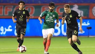 مشاهدة مباراة الاتحاد والاتفاق بث مباشر اليوم 24-11-2019 في الدوري السعودي
