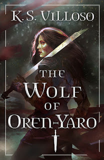 Interview with K. S. Villoso, author of The Wolf of Oren-Yaro