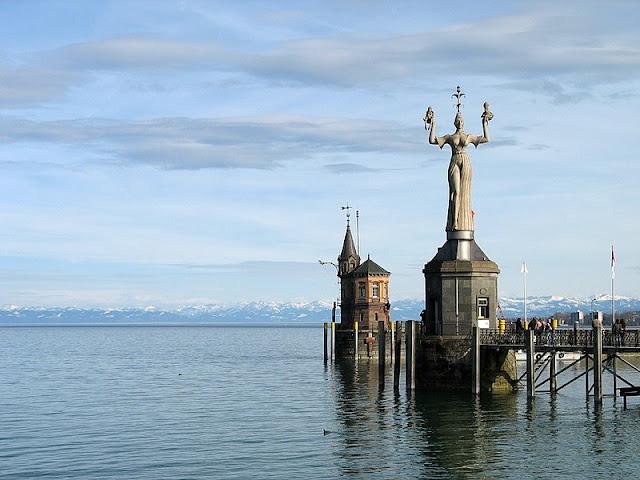 Tudo sobre o Lago de Constança (Bodensee), na fronteira entre Alemanha, Áustria e Suíça - Konstanz