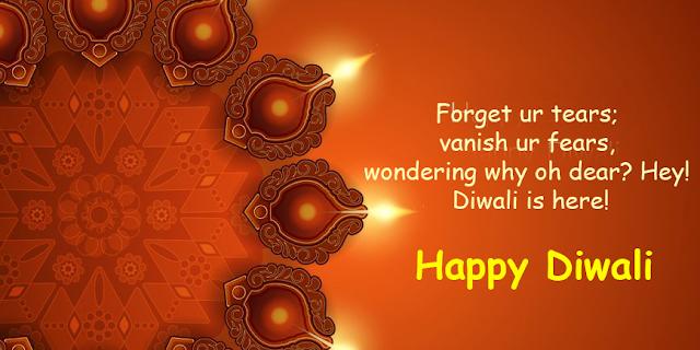Short Diwali Greetings Quotes 2018