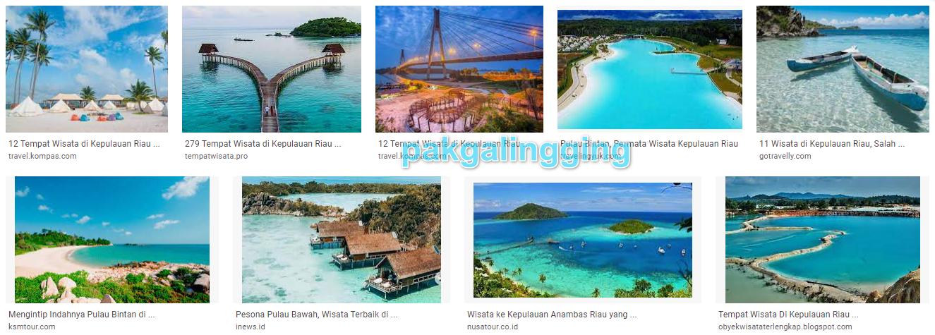 Tempat Wisata di Kepulauan Riau Wajib Dikunjungi Karena Paling Menarik