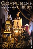 Fiesta del Corpus Christi 2016 - Tocina