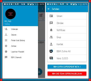 DOWNLOAD BBM MULTI Versi Terbaru v3.2.0.5 APK (BBM2+BBM3+BBM4+BBM5)