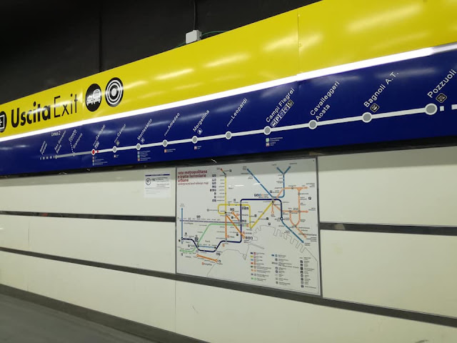 Stazione sotterranea di Piazza Garibaldi