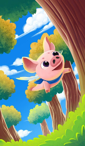 Jujupig! - A New-Superb Addictive Mobile Game App Emanates AppStore and Google Play