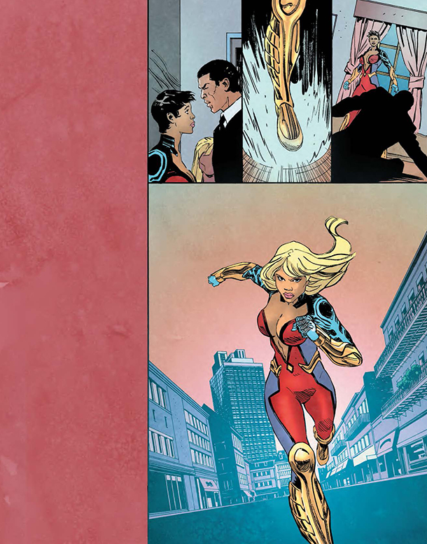 The Other History of the DC Universe #5 - 3