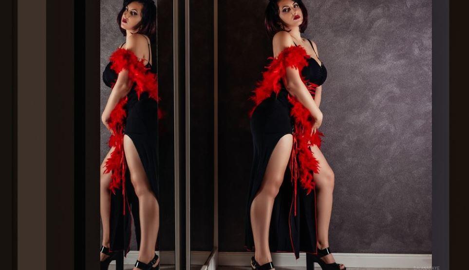 DaianaFaye Model GlamourCams