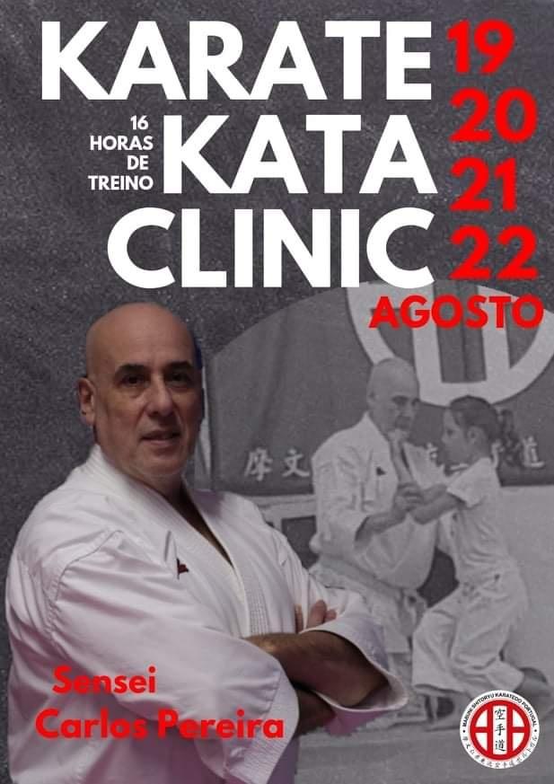Karaté 2021/2022 - Início da nova época